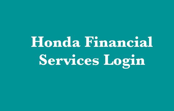 Honda Financial Services Login Sign In To Hondafinancialservices Payment Portal Auto Loan Calculator